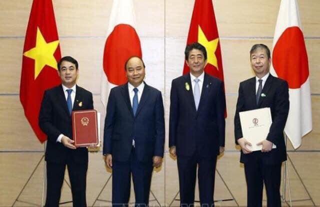 BẢN TIN VICA., JSC| Bản ghi nhớ hợp tác đưa lao động kỹ năng đặc định Việt Nam sang làm việc tại Nhật Bản